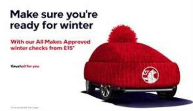 All Makes Approved Winter Check